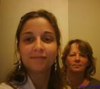 ma soeur et ma mère