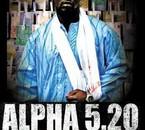 ALPHA 5.20 - 4025 AFRICAN GANGSTER PROChAIN ALBum