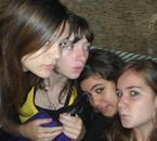 Laura, Dounia, Emilie