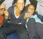Dormir dans cette tente encore avec vous? Jamais encore :p