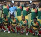 L'equipe National Du Mali 2008
