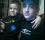 Mes cousins : Enzo & Kévin