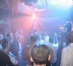 Le Dance floor au Mykonos ...