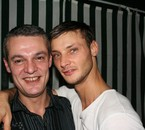 Hervé et Benjamin des Queers au Mykonos