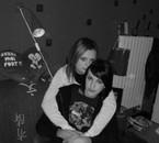 Audrey & moi