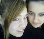 Alison et moi ♥