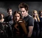 les Cullen et Bella