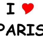 I LOVE PARIS <3
