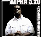 alpha-5.20 4025 african gangster prochaine album 2 mars 09