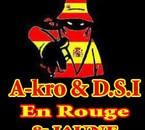 A-kro & Dsi - En Rouge&Jaune (enmode rital le bouc sisi mdr)