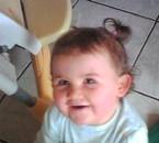 Méline 13 mois