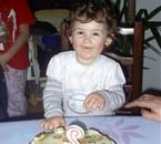Anniversaire Méline 2 ans