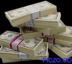 l,argent ce dou mais pas lus que la santee