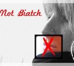 I am' nOt biiatch'  (lL'