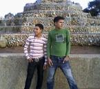 moi avec ami iSSam