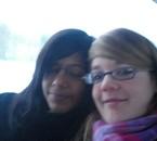 laurissa et moi
