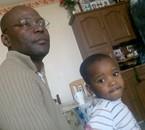 mon gd frere & son fils Isak