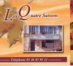Restaurant Les 4saisons