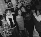 With Gaby , Mégane , Margaux & Cheyenne~  20/12/08♥