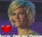 Lorie avatar au Enfoirés 2009 ! <3