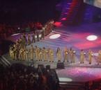 """Un concert inoubliable """"Les enfoirés"""" 2009"""
