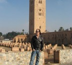 La moschea di martrakech. 12/2008