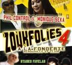 ZOUKFOLIES 4 SAMEDI 14 MARS  A LA FONDERIE