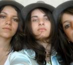 OMG le gang des chapeaux O.O