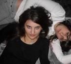 Avec ma Jojo <3 On est des vampires nous =O