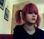 teinture roze =D