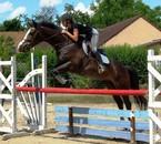 moi et mon ptit cheval