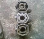 les 3 cylindre : d'orgine 70cc polini 80 airsal