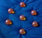 Voici mes boules de cristal de Shenron que j' ai créé !