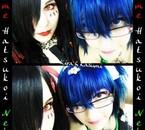 Kira && Kasumi at PM7