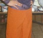 Cosplay de San Gokou ( j' avais 14 ans )