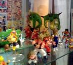 Mes figurines Dragon Ball