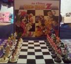 Mon jeu d' échecs Dragon Ball