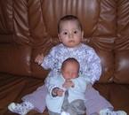 Lilly & Louka