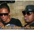 Alicia keys ft Ne-yo Une très belle photo