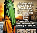 """MOKOBÉ: """"MON AFRIQUE"""" DANS LES BACS DEPUIS LE 11/06  !!!"""