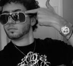 moi en mode Gangsta