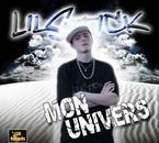 """Nouvelle pochette du maxi """"Mon univers"""""""