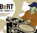 "fly ""Q.Bert""@Kufa"