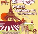 """record cover-""""Paris connais-tu..."""" front"""