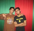 Mwa Avec Mon Amis Saad