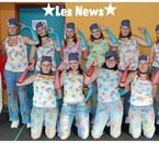 les news ( mon grp de danse ) ( la photo date de juin passe)