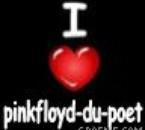 Pink Floyd Du Poet Je T aime A La Mor