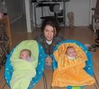 moi et mes 2 filles