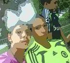 moiii et Maliikk a L'anciienne