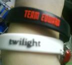 Vous l'aurez compris je suis de la team Edward!